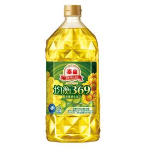 泰山均衡369健康調合油
