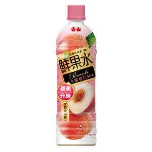 鮮果水 Fresh Fruit Water
