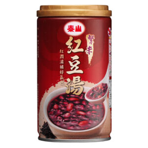 泰山紫米紅豆湯 Taisun Red Beans Soup with Black Glutinous Rice