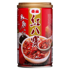 泰山紅八寶 Red Mixed Congee