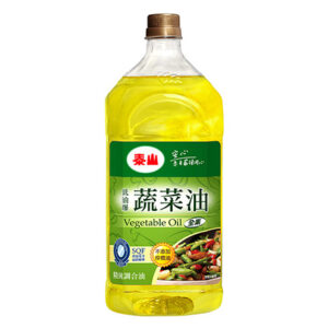 低油爆蔬菜油 Taisun Vegetable Oil