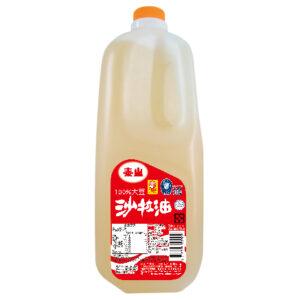 泰山100%大豆沙拉油(小包裝)Commercial purpose–Soybean Oil  3 kg or 3 Liters pack