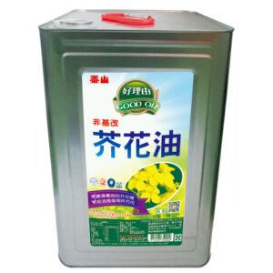 泰山芥花油–泰山キャノーラ油